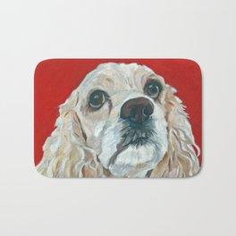 Lola the Cocker Spaniel Bath Mat