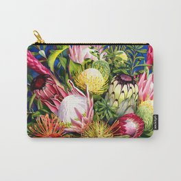 Protea Bounty Carry-All Pouch