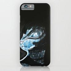 Cat Blue Slim Case iPhone 6s