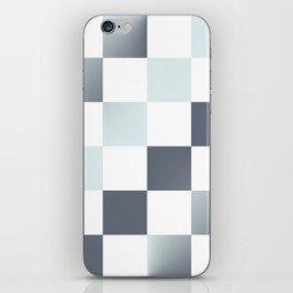 Square Pattern Simple Grid #decor #society6 #buyart iPhone Skin