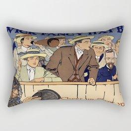 Cheer up, show your colors Rectangular Pillow