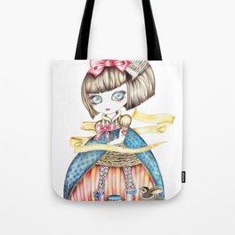 Carnivale Blythe Tote Bag