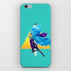 Faih, the Goddess Sword iPhone & iPod Skin