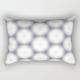 Sakura Hex by Friztin Rectangular Pillow