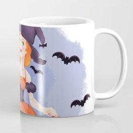 Halloween Little Witch Coffee Mug