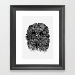 ZEUS Framed Art Print