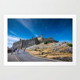 Rock of Cashel, Ireland Art Print