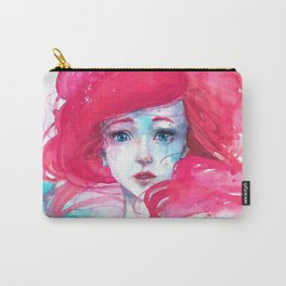 Ariel, The Little Mermaid Carry-All Pouch