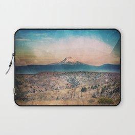 Desert Mountain Adventure - Nature Photography Laptop Sleeve