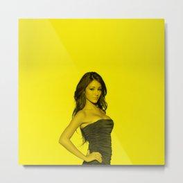 Melanie Iglesias - Celebrity (Photographic Art) Metal Print