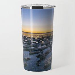 Coromandel Peninsula dusk after sunset Travel Mug