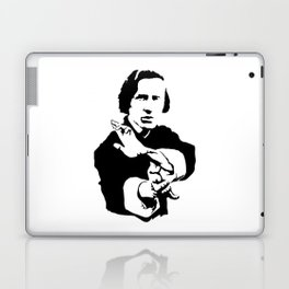 Chopin Fighter Laptop & iPad Skin
