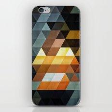 gyld^pyrymyd iPhone Skin
