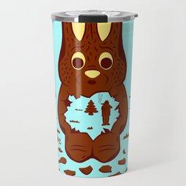 Chocolate Hunting Travel Mug