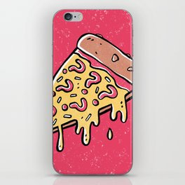 Mysterious Pizza iPhone Skin