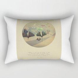 phoenix-like Rectangular Pillow