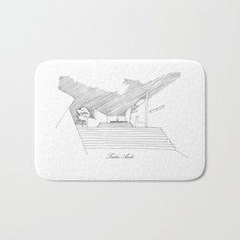 Tadao Ando Bath Mat