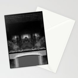 Alien Supper Stationery Cards