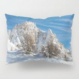 Alpine Mountain, Les Arcs Resort Pillow Sham