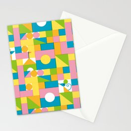 Building block Stationery Cards