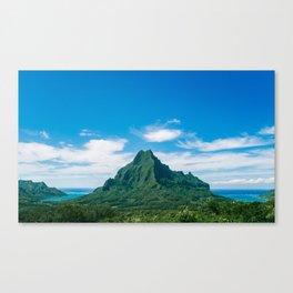 The Land #1  Canvas Print