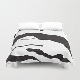 Wave Two Duvet Cover