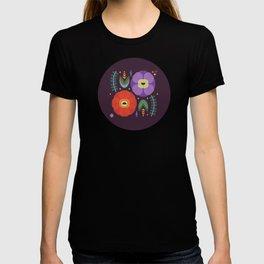 Flowerfully Folk T-shirt
