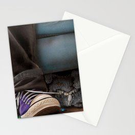 Dust Bunnies Stationery Cards