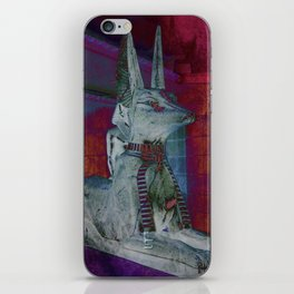 Altered Egyptian iPhone Skin