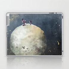Two astronauts Laptop & iPad Skin