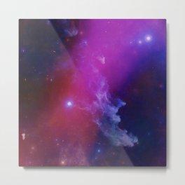 Witch Head Nebula Metal Print