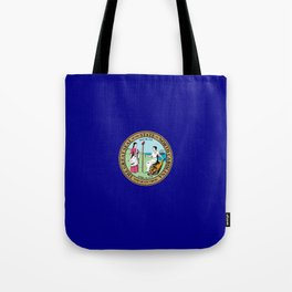 seal of north carolina Tote Bag