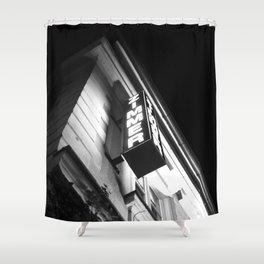 Zimmer frei Shower Curtain