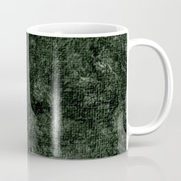 Duffel Bag Oil Painting Color Accent Coffee Mug