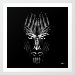 Hannibal Underground #1 Art Print