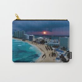 Cancún, Mexico Carry-All Pouch