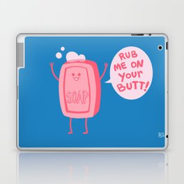 Lil' Soap Laptop & iPad Skin