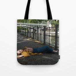 Wait in Berlin Tote Bag