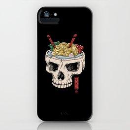 Ramen Brain iPhone Case