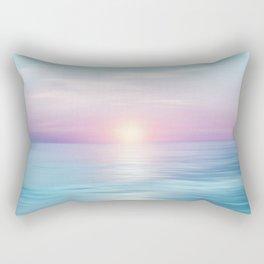 Calm sunset Rectangular Pillow