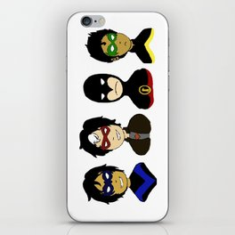 Batboys iPhone Skin