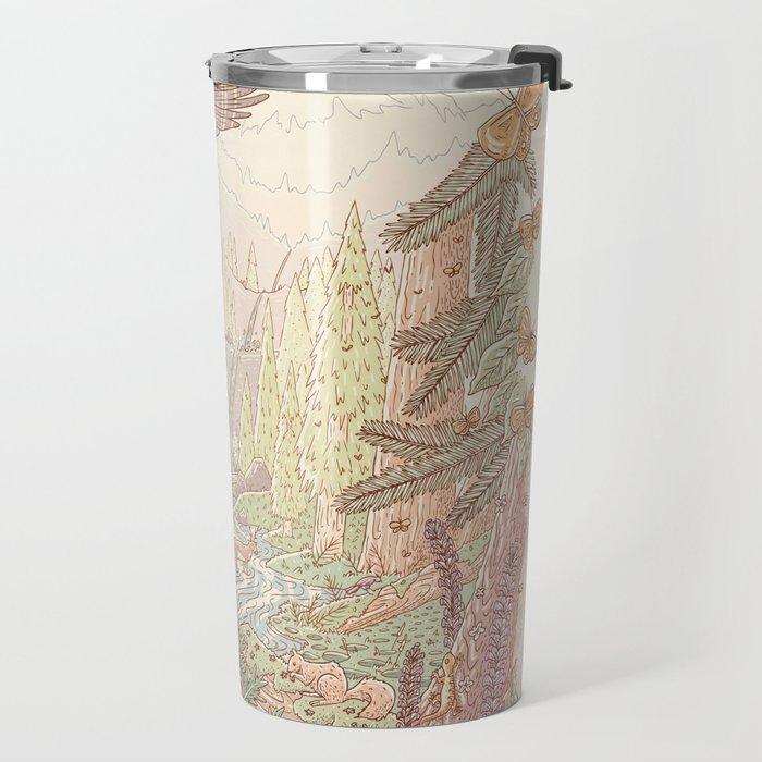 Adventure National Parks Travel Mug