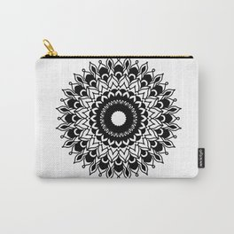 Mandala: layered Carry-All Pouch