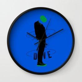 Jonghyun - Take the dive Wall Clock