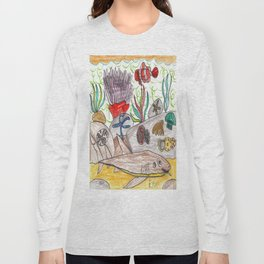 Coral Reef II Long Sleeve T-shirt