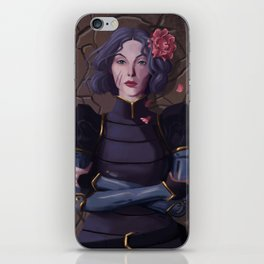 Lin Beifong iPhone Skin