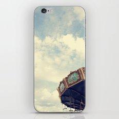 Swing Ride iPhone & iPod Skin