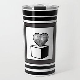 Heart Maze . Artlove Travel Mug