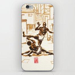 Capoeira 338 iPhone Skin
