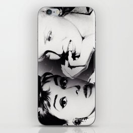 Timeless Dilemma [Consideration] iPhone Skin